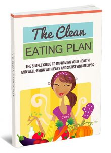 Clean Eating Plan MRR