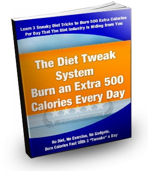 Diet Tweak System PLR