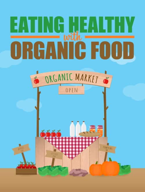Eating Healthy with Organic Food MRR