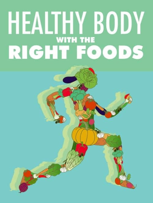 Healthy Body with The Right Foods MRR