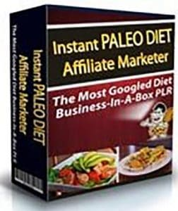 Instant Paleo Diet Affiliate Marketer MRR