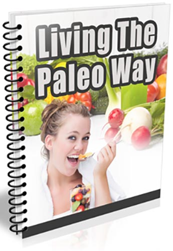 Living The Paleo Way PLR