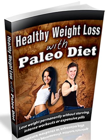 Weight loss With Paleo Diet MRR